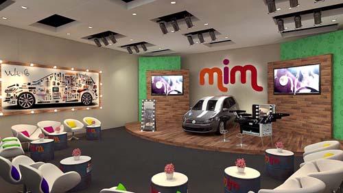 A belezura do Salão do Automóvel