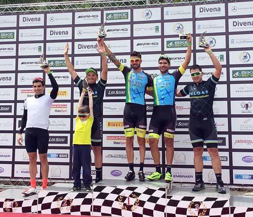 Lauro Chaman vence o Desafio 3 Horas de Ciclismo Bike Series