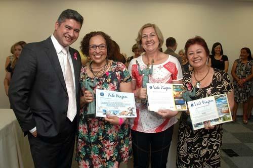 """Memorial entrega premiação do concurso""""Um Doce de Família"""""""