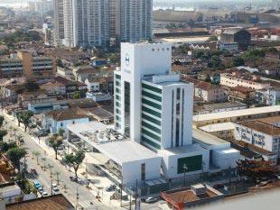 Complexo Hospitalar dos Estivadores abrirá em 16 de dezembro