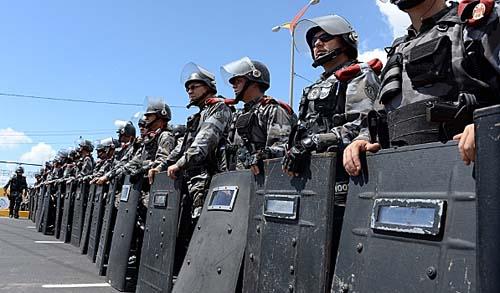 Brasil gastou R$ 76,2 bilhões com segurança pública em 2015
