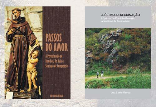 Neste Natal, presenteie com livros sobre o Caminho de Santiago de Compostela