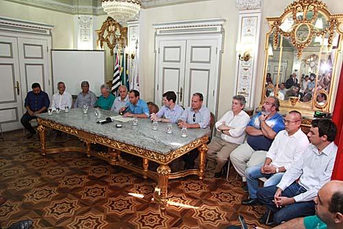 Paulo Alexandre conclui secretariado de seu segundo governo