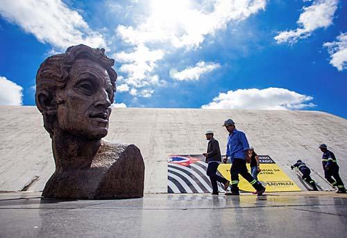 Alckmin anuncia reabertura do auditório do Memorial para 2017