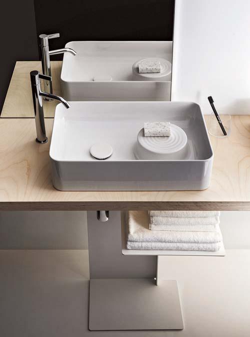 Design e inovação em salas de banho