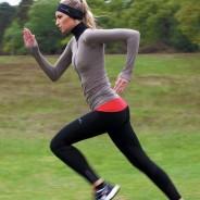 A corrida no corpo da mulher