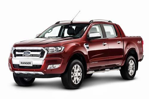 Ford ganha no segmento diesel