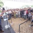 Alckmin entrega nova sede da Etec no 58º aniversário de Peruíbe
