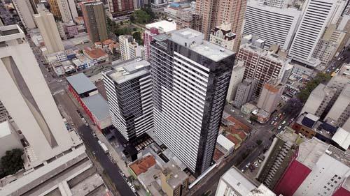 The Five é entregue em Curitiba