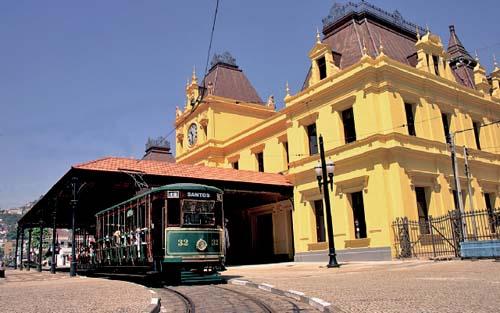 Programação cultural comemora os 150 anos da Estação do Valongo