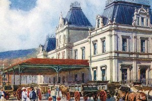 Estação de Trem do Valongo. 150 anos de histórias