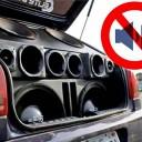 Regulamentada lei que restringe uso de som alto em carros estacionados