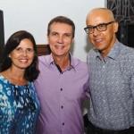 Renato Martins Paes e esposa
