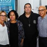 Sandra Netto, Alda e Rev. Leandro Antunes Campos