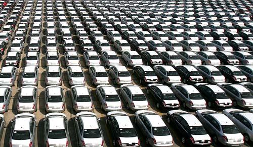 Anfavea divulga os resultados da indústria automobilística em abril