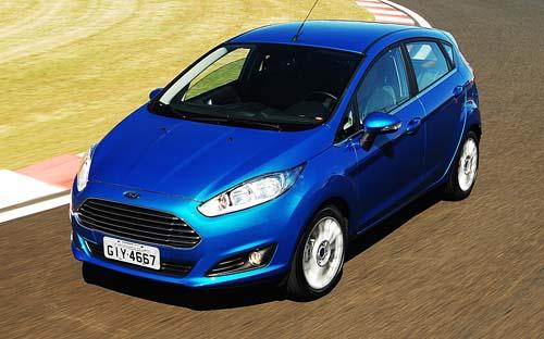 Ford comemora 250 mil New Fiestas