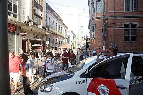 Estudo aponta Santos como uma das cidades mais seguras do País