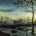 Santos adota plano para minimizar impactosde ressaca e inundação