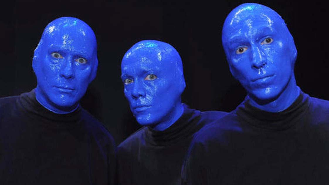 Canadense Cirque du Soleil adquire a Blue Man Productions