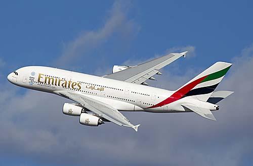 Emirates quer pilotos brasileiros