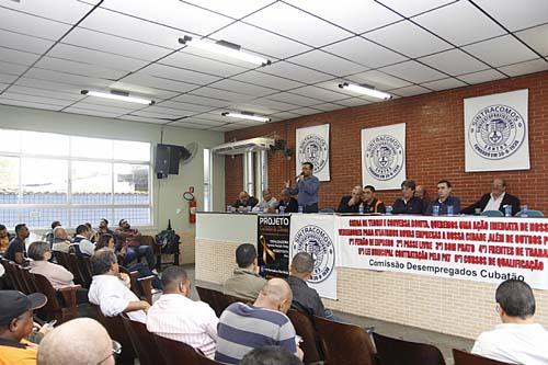 Baixada Santista terá plano regional contra o desemprego