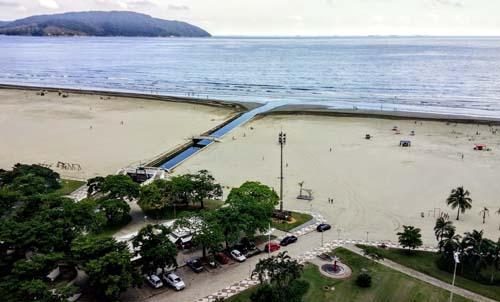 Santos lança tarefa de vídeos para premiação no Top Destinos Turísticos