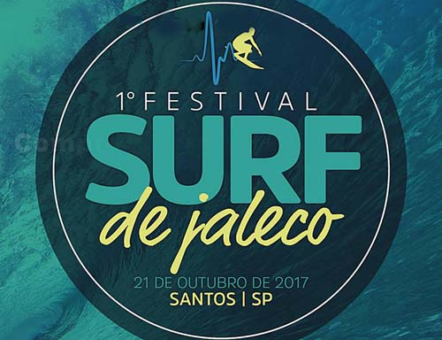 Evento de surf vai rifar prancha em prol da Casa da Esperança de Santos