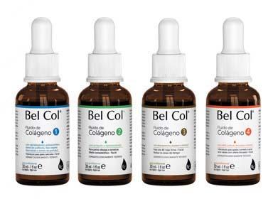 Fluídos de colágeno para a pele