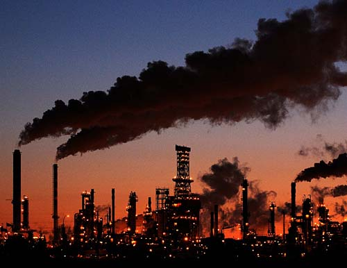 Sobem 9% as emissões de gases de efeito estufa do Brasil