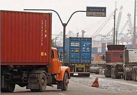 Gaeco denuncia dirigentes de caminhoneiros na Baixada Santista