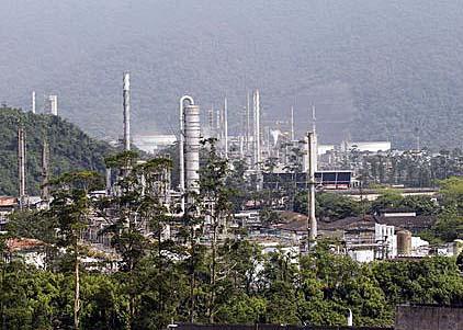 Cubatão é o 12º colocado no ranking da emissão de dióxido de carbono