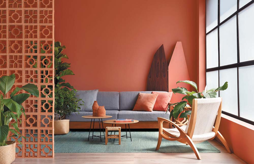 Resultado de imagem para cor terra roxa suvinil interior design 10 Colors That Will Rule The Interior Design World in 2018 Arq Suvinil 2018