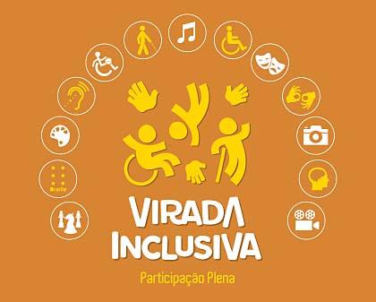 Baixada Santista recebe a 8ª edição da Virada Inclusiva