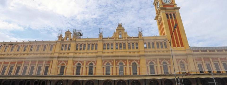 Finalizado o restauro das fachadas