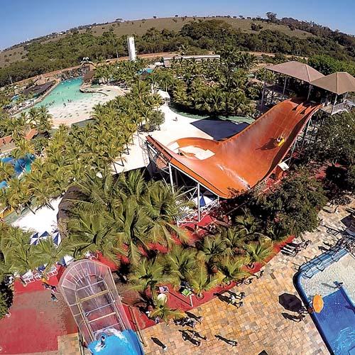 O 5º melhor parque aquático do mundo!