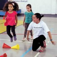 Projeto esportivo para crianças e adolescentes