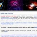 Escolas da Baixada Santista já podem se inscrever na Olimpíada de Astronomia