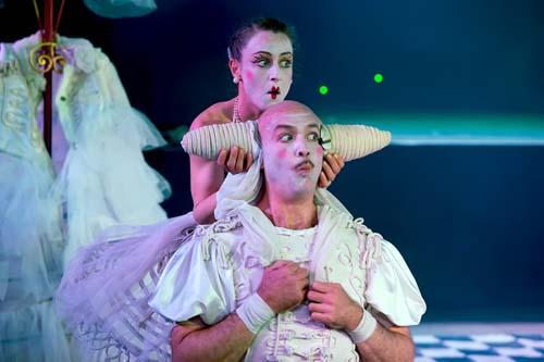 Festival Internacional de Circo reúne artistas nacionais e internacionais