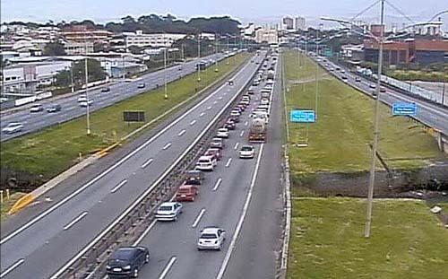 Operação Páscoa mobiliza rodovias que dão acesso ao Litoral e interior