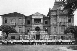 A casa da solidariedade santista