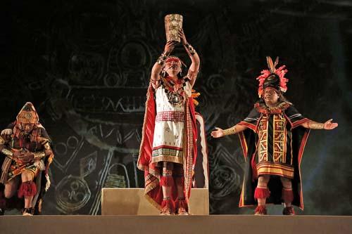 Cusco apresenta suas Festas 2018 com encenação do Inti Raymi