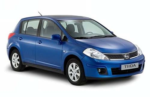 Nissan substituirá gerador de gases de airbags do modelo Tiida