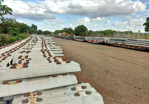 Investimento de R$ 200 milhões aprimora manutenção da ferrovia