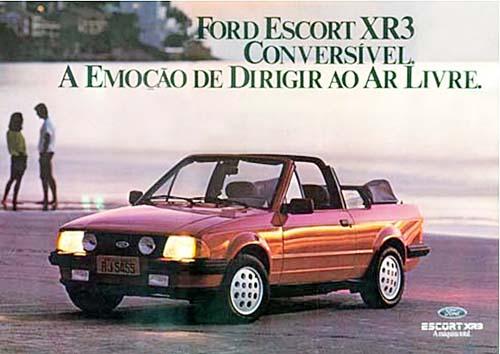 Lançado há 35 anos, Escort tem 393.487 exemplares em São Paulo