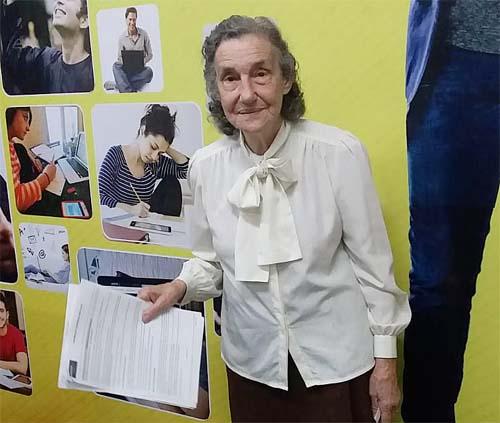 Aumenta participação de idosos no ensino superior