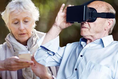 Tecnologia na terceira idade pode auxiliar na promoção da saúde