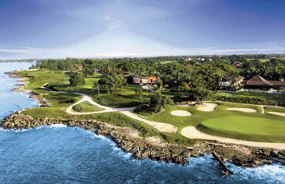 Golfe no Caribe