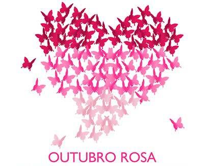 Campanha visa estimular o enfrentamento do câncer de mama
