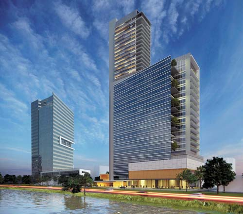 Parceria na construção de alto padrão na capital