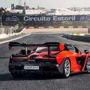 Chega a McLaren do Senna